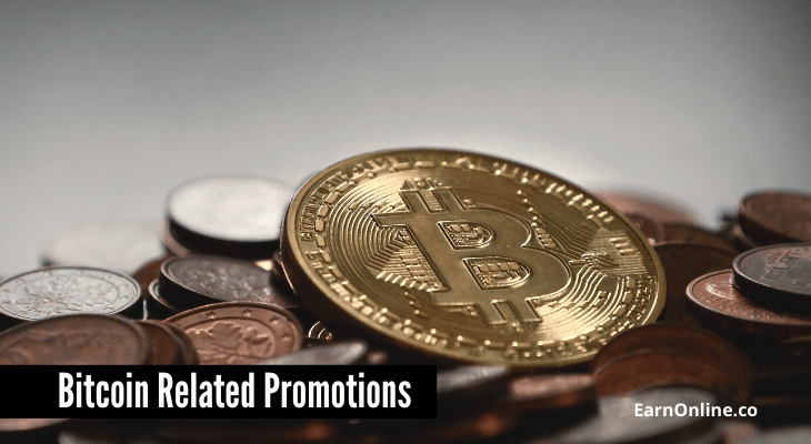 Bitcoin Related Promotions