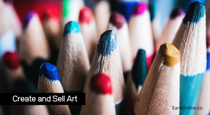Create and Sell Art