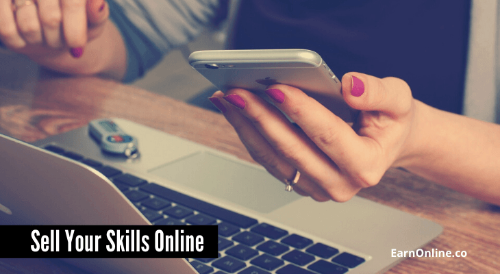 Sell Your Skills Online