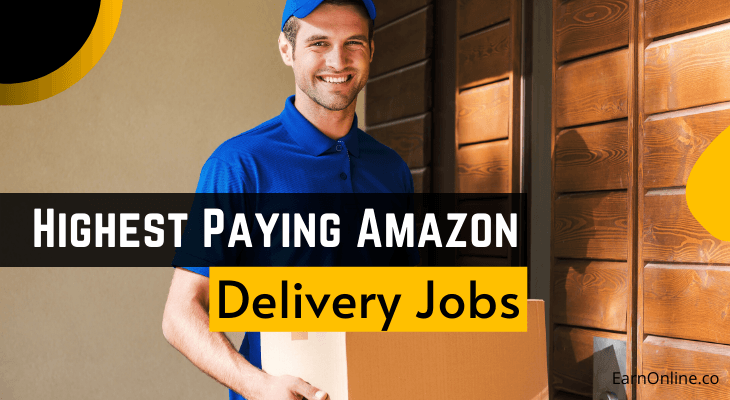 Amazon delivery jobs