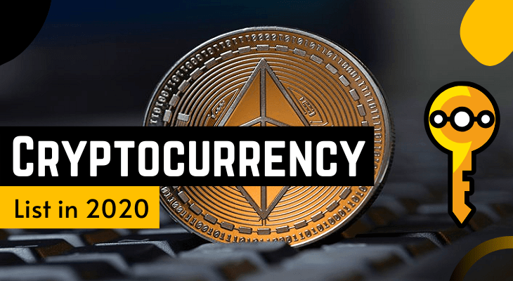 Best Cryptocurrency List