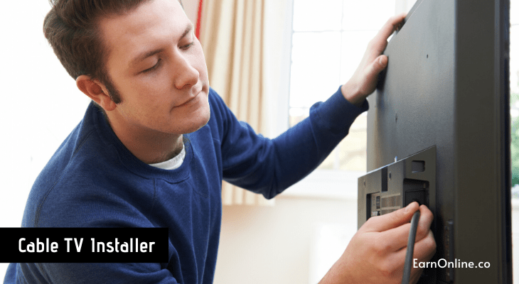 Cable TV Installer