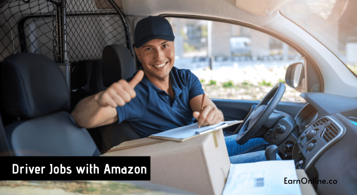 Driver Jobs with Amazon