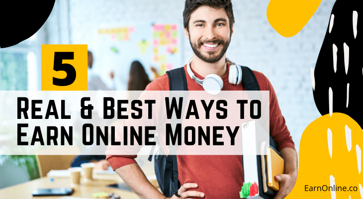 Best Ways to Earn Online Money