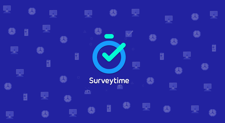 SurveyTime - surveys that pay cash instantly