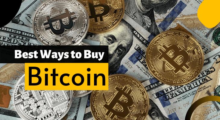 Best Ways to Buy Bitcoin in the UK