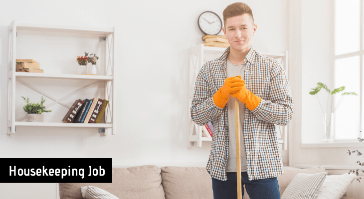 Housekeeping Job