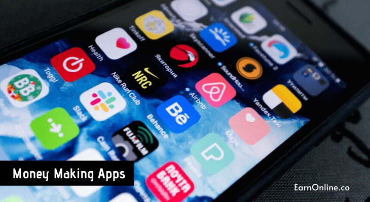 Use Money Making Apps