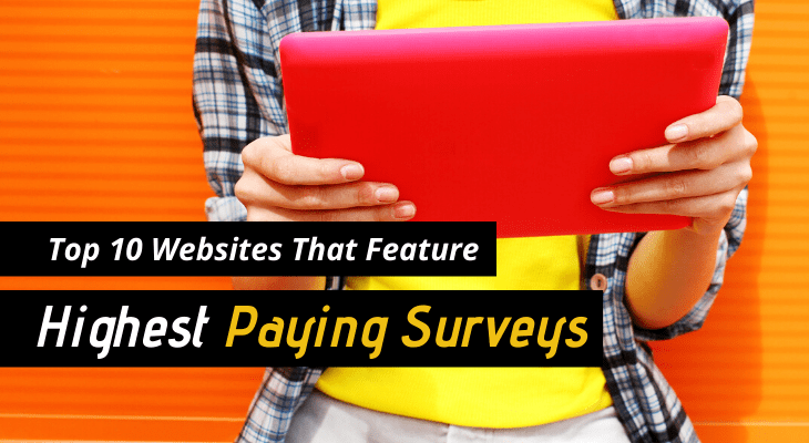 highest paying online surveys