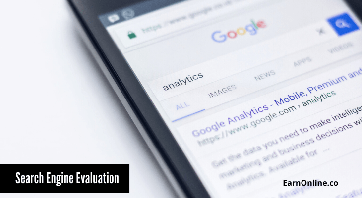 Search Engine Evaluation