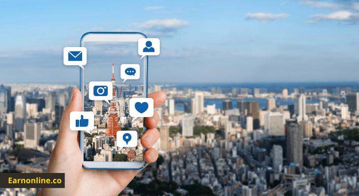Make a good Money with social media
