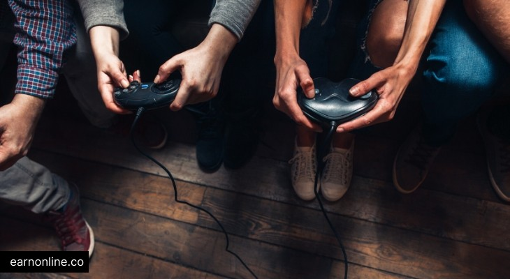 BEST WAYS TO EARN ONLINE BY PLAYING GAMES