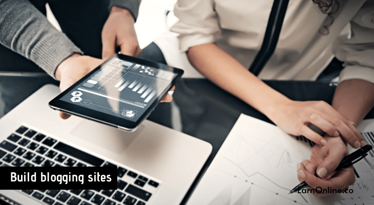 Build Bogging Sites