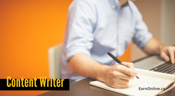 Writing Services to earn online