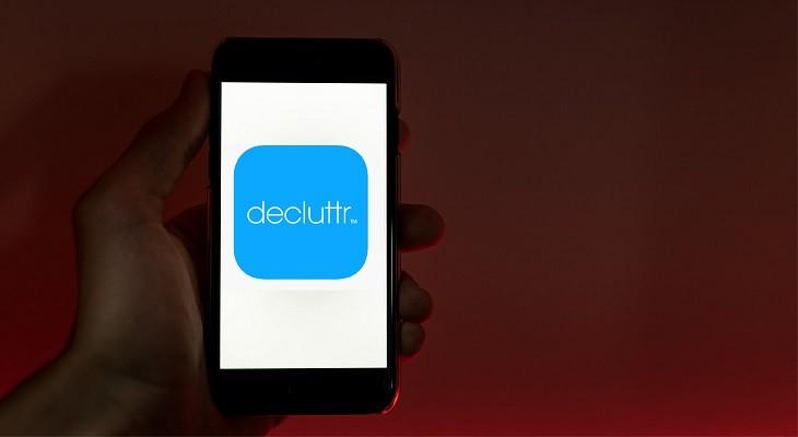 Earn money on an app – Decluttr
