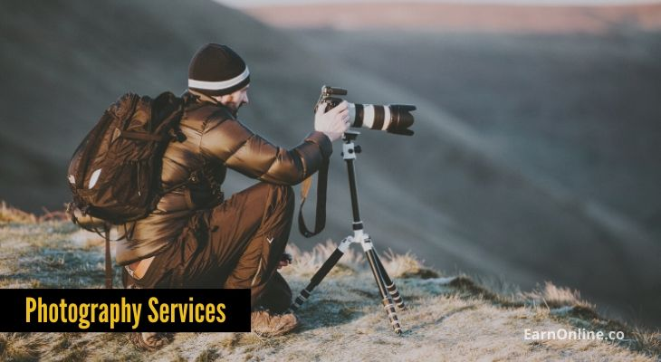 Photography Services At Tourist Spots