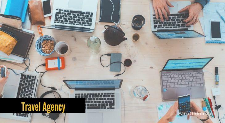 Run a Travel Agency