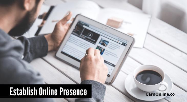 Establish Online Presence