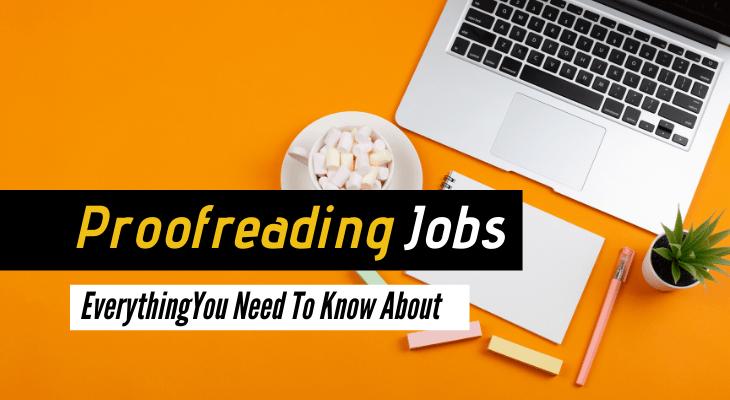 legitimate proofreading jobs online