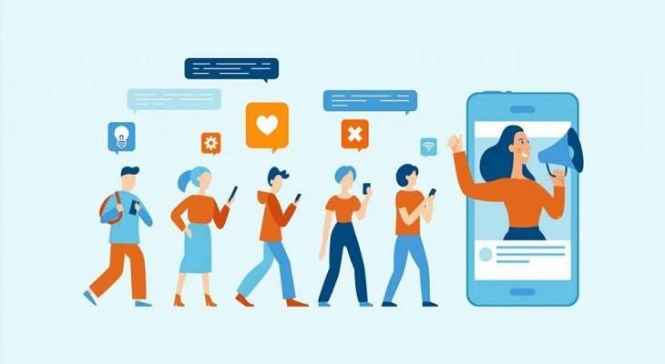 Become influencer to make money using social media