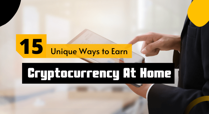 earn cryptocurrency