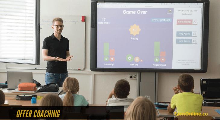 Offer Coaching