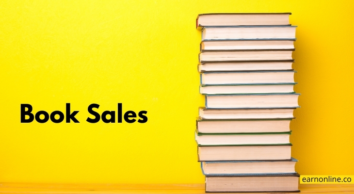 Book Sales - Quick Ways for Females to Make Money