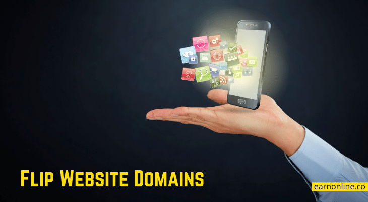 Flip Website Domains