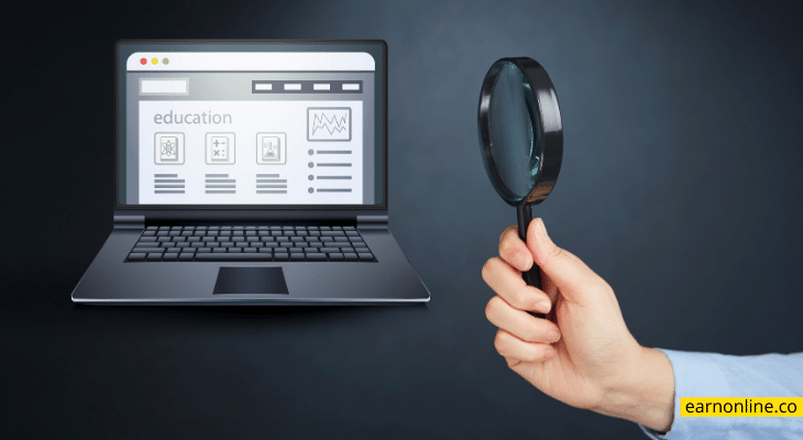Make Money by Web Searching