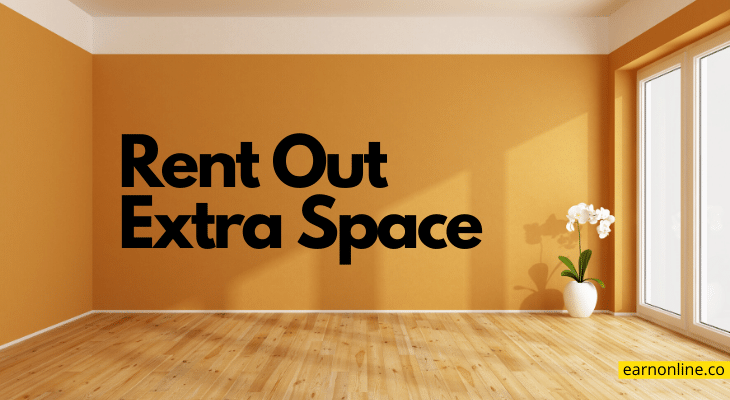 Rent Out Extra Space