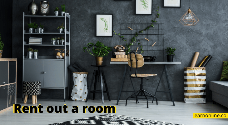 Rent out a room