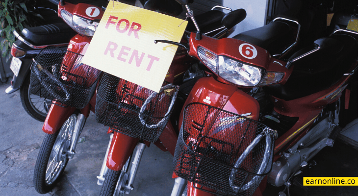 Sell or rent your stuff